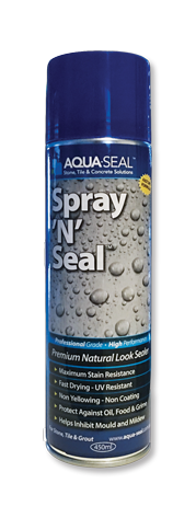 Spray'N'Seal Natural Look Sealer
