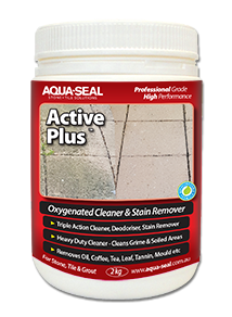 Active Plus, Tripe Action Oxygenated Cleaner