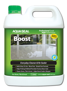 Boost™ Everyday Cleaner and Re-Sealer