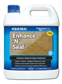 Enhance'N'Seal™ Premium Sealer & Colour Enhancer