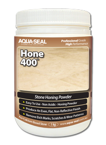 Hone 400™ Honing Powder for Marble, Limestone and Travertine