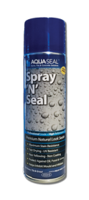 Spray'N'Seal™ Premium Natural Look Sealer