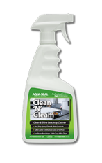 Clean'N'Gleam Spray and Wipe Cleaner and Deodoriser